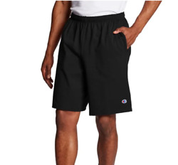 Champion Shorts Pants Pockets Mens Long Athletic Fit Gym Basketball Workout $16.99