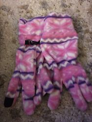 Land's End Kids Winter Gloves. Pink. $8.00