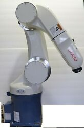 Denso 6 Axis IP Robot Arm complete system 2008 armcontrollerpendantcables