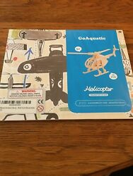 3D Wooden Helicopter Puzzle New $6.99