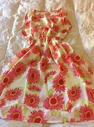 NEW Women Plus Casual Evening All Occasion Mini Dress Gorgeous 2X Flowers $7.00
