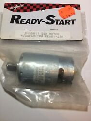Dynamite RC Ready Start 550 Motor With Capacitor DYN5611 $11.67