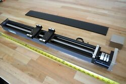 THK KR4620D x740mm LM Linear Bearing Precision Ballscrew Actuator Nema34 - KR46  $550.00