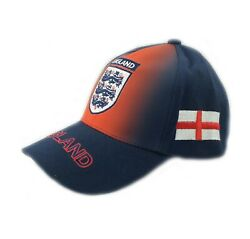 England 3d Embroidered High Quality Adjustable Country Flag Baseball Cap New $15.99