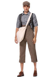 Halloween Costumes Detective Newspaper Boy Cosplay Costume Stage Performance Cos $49.59