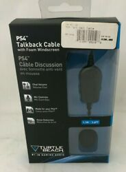LUP Ps4 Talk back Cable Turtle Beach For PS4 C $27.00