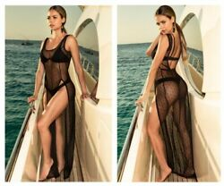 Clothing: Mapale 7917 Long Cover Beach Dress $31.90