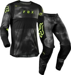 Fox 360 HAIZ Black Motocross MX Race Offroad Kit Gear Adults GBP 159.95