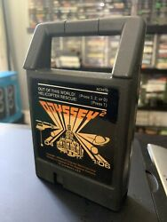 Out of This World Helicopter Rescue Magnavox Odyssey 2 Cart Only $4.95