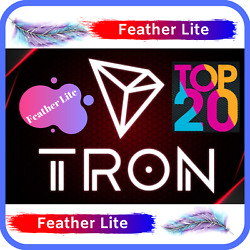 200 TRON (TRX) CRYPTO MINING-CONTRACT - ( 200 TRX ) Crypto Currency $9.99