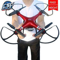 Professional RC Drone Quadcopter WiFi 720P HD FPV Camera Helicopter Large 42cm $114.00