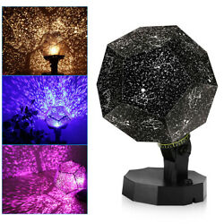 Cosmos Lamp Celestial Starry Galaxy Night Light Constellation Star Sky Projector $10.59