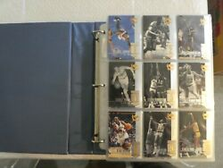 Upper Deck Century Legends amp; NBA Legends including the Michael Jordan Floor Set $1325.00