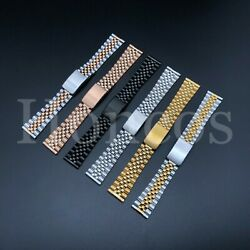 18 22 MM Steel Bracelet Watch Band Strap Replacement Jubilee Vintage For Citizen $14.99