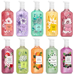 Bath & Body Works White Barn Creamy Luxe Hand Soap With Essential Oils $9.87