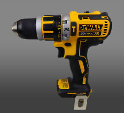 New Dewalt DCD796B 20-Volt Max XR Lithium-Ion 1/2 in Cordless Brushless Compact $88.95