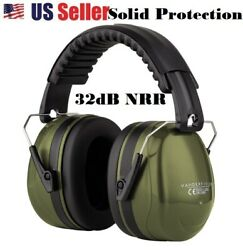 **THE BEST** Noise Cancelling Ear Muffs Shooting Hearing Protection Construction $21.77