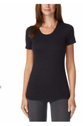 NWT! Womens 32 Degrees Cool Short Sleeve Scoop Neck Single T Shirt