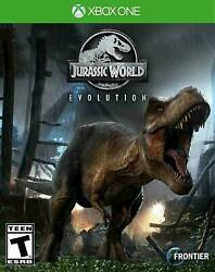 XBOX ONE Jurassic World Evolution BRAND NEW SEALED $40.65