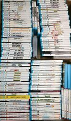 NINTENDO WII U GAME LOT YOU PICK CHOOSE BUY 3 GET 1 50% OFF GAMES PLAY TESTED $17.77