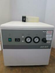 Jun-Air Electric Air Compressor 12.2 Bar 4 Liter 3.4A 1609660 Used $5,700.00