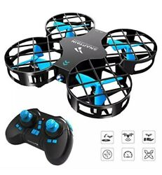 SNAPTAIN H823H Mini Drone for Kids, RC Nano Quadcopter w/Altitude Hold, Headless $15.00