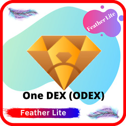2000000 ONE DEX ( 2 Million ODEX ) CRYPTO MINING-CONTRACT Crypto Currency $2.99