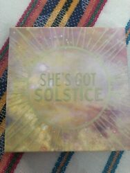 Colourpop She's Got Solstice Eyeshadow Palette LIMITED EDITION NEW Authentic!!!