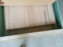 Solid Wood countertop for kitchen and laundry 60x28 $280.00