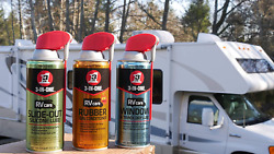 3 In One Rv Care Rubber Seal Conditioner With Uv Shield Choose Style Size $14.99