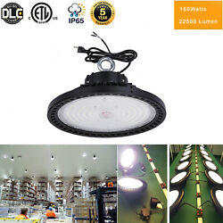 150W UFO LED High Bay Light 150W Commercial Warehouse Lighting LED Shop Light  $3,553.84