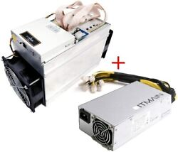 Bitmain Antminer T9 10.5 TH s BTC Bitcoin Miner with PSU APW3 Fast shipping $49.99
