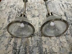 Pendant Light Fixture Urban Archaeology Antique Commercial Design $3,000.00