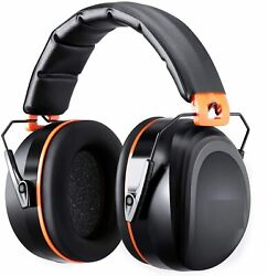 Noise Cancelling Ear Muffs Shooting Range Hearing Protection Construction Sports $16.42