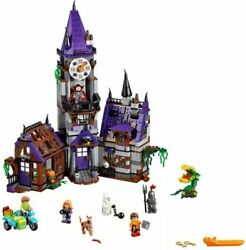 Scooby Doo Mystery Mansion Building Educational Toy Kids Blocks 10432 860 pcs $78.99