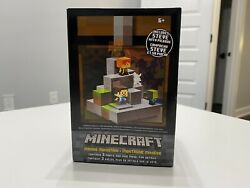 Minecraft Cave Biome Collection 1 Mining Mountain Steve With Pickaxe SUPER RARE $25.00