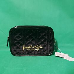 Kendall Kylie Black Crossbody With Removable Strap Zipper Bag NWT
