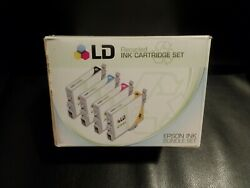 Epson LD Recycled Ink Cartridge Set of 11 LD TO69Bundle Stylus CX5000 open box $16.99