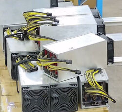 Baikal B ASIC LBRY Giant BK B WITH Bitmain Antminer PSU USA ships $119.99