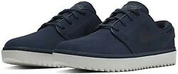 NEW Nike Janoski G Mens AT4967 400 Size 8.5 Navy White Golf Shoes FAST SHIPPING $54.99