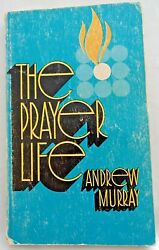The Prayer Life By Andrew Murray Learn How To Live Prayerfully Paperback Vintage $2.70