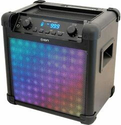 ION Audio Tailgater Flash Wireless Rechargeable Speaker System with Sound-Reacti $69.00