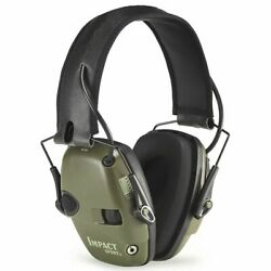 Howard Leight R 01526 Impact Sport Electronic Earmuff Shooting Ear Protection $43.80