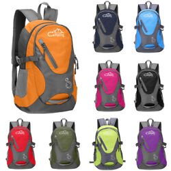 20L Waterproof Camping Hiking Outdoor Sports Backpack Bag Cycling Trekking $18.09