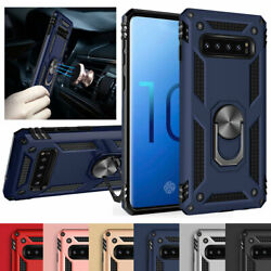 For Samsung Galaxy S8 S9 Plus Note 9 8 S20 S10 Note20 Heavy Duty Shockproof Case $11.58