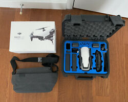 DJI Mavic Air Fly More Combo Quadcopter - Foldable Portable Drone MINT Condition $900.00