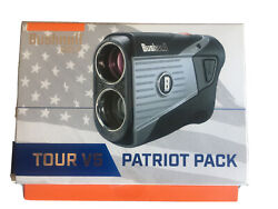 Bushnell Tour V5 Golf Laser Rangefinder Patriot Pack  BRAND NEW $292.50