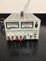 Leader LPS152A DC Tracking Power Supply $42.00