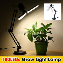 40W 180LEDs E27 Grow Light Bulb Indoor Plant Veg Full Spectrum Hydroponic  $77.24