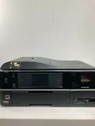Epson Artisan 810 All-In-One CDDVD Color Printer Fax Copy Scan WI-FI $169.99